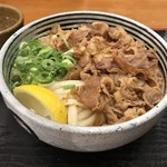 牛肉ぶっかけ 小 (2018年3月現在)