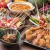 泡盛100種と河内産旬のお野菜 串かつ わらべ - 料理写真:串かつだけではなく一品料理も多数ございます。