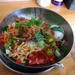 中華そば de 小松 - 今現在の昼限定「冷やし担々麺」