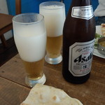 ヴェヌス サウス インディアン ダイニング - 瓶ビール(600円)