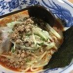 三太夫 - 冷やし坦々麺