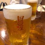 円屋 ハナレ - 生ビール