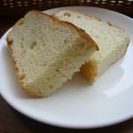 イタリア食堂 ジラソーレ - パン