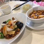 中国料理 桃花園 - 選べるランチセット(酢豚)