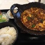 中国料理 桃花園 - 桃花園流四川麻婆豆腐