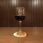 王様のフレンチ - 赤ワイン