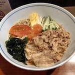 麺処 直久 - 肉冷し中華~☆