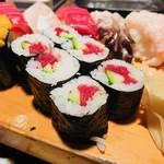 野郎寿司 - 好きです、鉄火巻!