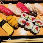 野郎寿司 - 定番のラインナップ!
