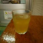 コーヒースタンド小嶺 - 冷しレモン 120円