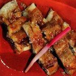 山椒の木 - 鰻丼 並
