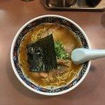 らー麺創房 ぱこ - 超にぼし中華そば(限定食) 800円