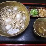 庄境屋 - 釜あげおろし(冷)
