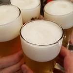 90871279 - シンハー生ビールで乾杯♪