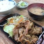 喜楽 - 焼肉定食