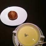 リストランテ イル・モメント - モチモチ美味しいパン(*´∀`)
