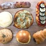 Pan e bon - 料理写真:今回買ったパン