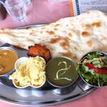グリーン インディア - 料理写真:スペシャルランチ