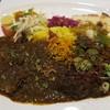 ドムジンスパイスカフェ - 料理写真:蒜山猪肉キーマ