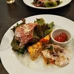 ItalianBar KIMURAYA - 前菜盛り合わせ