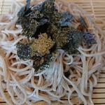 おく実庵 - ざる蕎麦