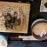 おく実庵 - ざる蕎麦・とろろご飯