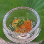 ビュー&ダイニング コトシエール - 鱧のミニサラダ柑橘酢仕立て