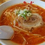 ラーメン マイド - 料理写真:激辛みそ辛口ラーメン880円