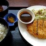 Cafe ラ・メール - 料理写真:日替わりランチ(650円)