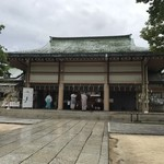 ふる里 - 生國魂神社【参考画像】