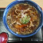 両国食堂 - かしわ750円