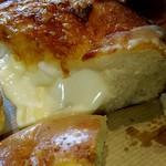 ハートブレッド アンティーク - チーズが凄い!