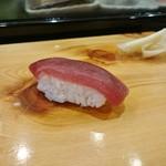 寿し処恵 - 料理写真:赤身
