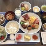 プレミアホテル キャビン - 朝食