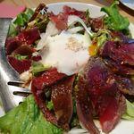 肉の王様 - 肉の王様特特製サラダ