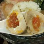 麺屋時茂 - 煮卵