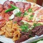 味道園 - カルビ、タン、ミノなど