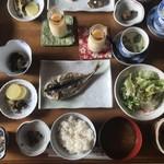 民宿 椿荘 - 料理写真: