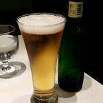 アグネスカフェ - ハートランドビール:550円