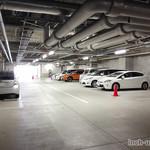 創菜Patio - レストラン利用者は地下の駐車場のみ駐車可