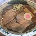 麺屋英 - ラーメン(700円)