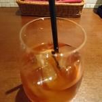 ラ・メゾン・ド・カリークゥー - ウーロン茶(ランチタイムサービス)
