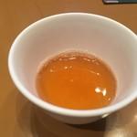 神楽坂 龍公亭 - 日替わりランチ1,000円 中国茶