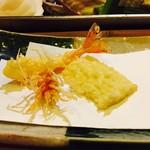 てんぷら いわ井 - 料理写真: