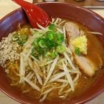 拉麺 大公 - 料理写真:焼き味噌 830円