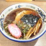 90895977 - 小ラーメン(醤油)