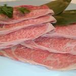 哲多食源の里 祥華 - 千屋牛特選すき焼き