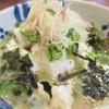 あめのひ食堂 - 料理写真:鯖の冷汁