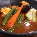 スープカレーlavi - 野菜スープカレー