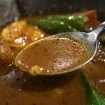 スープカレーlavi - スープ
